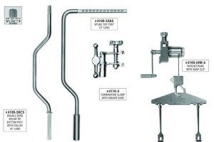 Rultract Combination Clamp Set